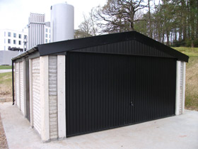 Vertical Precast Concrete Panel System