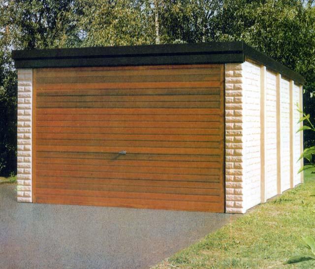 Concrete Garages Concrete Sheds And Concrete Workshops Uk