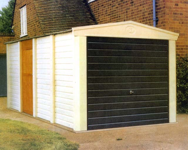 Garage workshop plans uk learn how nanda for Garage kit beton