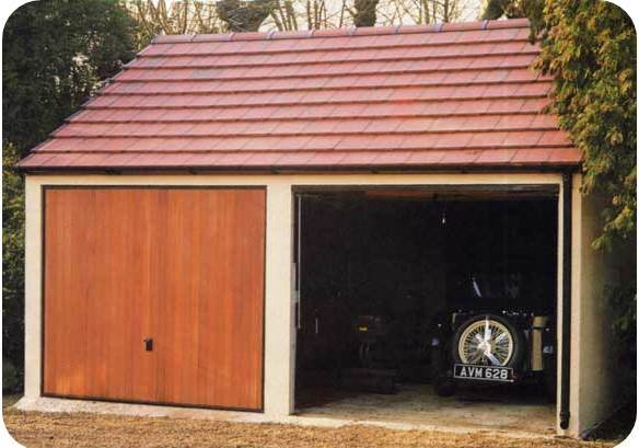 Mayfair Heritage Double Garage